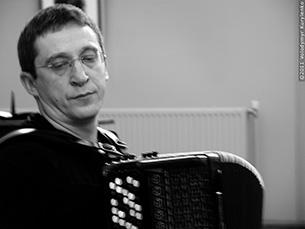 Volodymyr Kurylenko - accordion (bayan) player from Ukraine