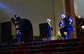 Artem Nyzhnyk at Musica Sacra Maastricht art festival. September 2014. Photos by Volodymyr Kurylenko